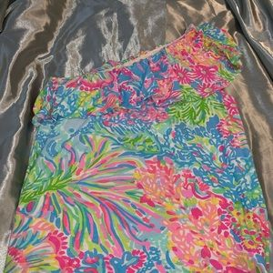 Lily pulitzer shirt! willing to drop price!